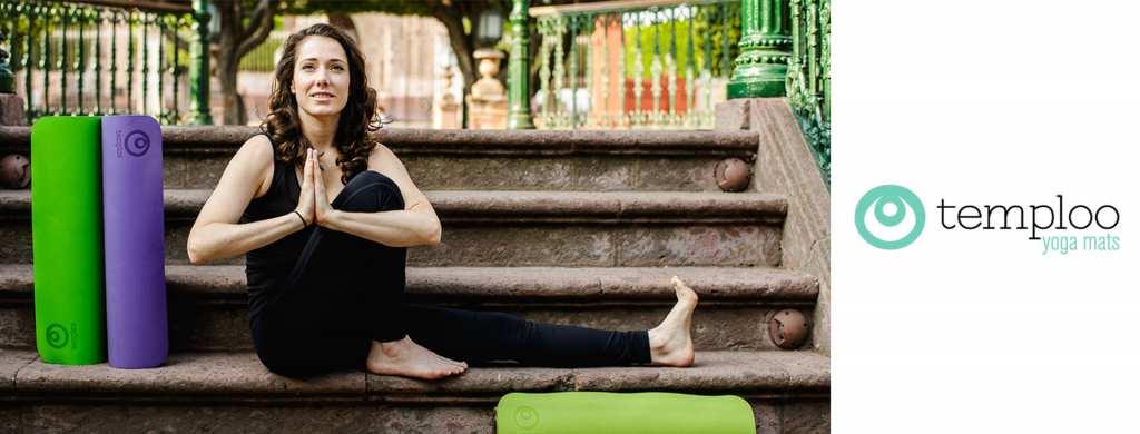 Temploo tapetes para yoga